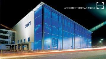 Messepräsentation für Expo Real - Architekt Stefan Musil