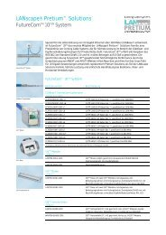 10GBit 10TEN FutureCom System RJ45 - mvk Infrastrukturservice ...