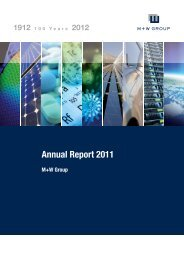 Annual Report 2011 [3.5 MB] - M+W Group