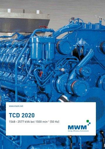 TCD 2020 - MWM