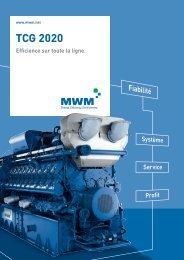 TCG 2020 - MWM