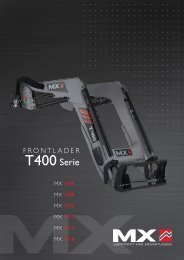 Siehe die T400-Dokumentation - MX