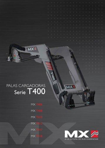 el catalogo T400 - MX