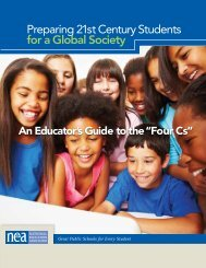Preparing 21st Century Students for a Global Society