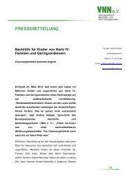 Nachhilfe für Kinder von Hartz IV-Familien und - Bundesverband der ...