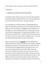 Rede von Ludwig Hasler als Download - kaufmann+bader