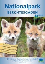 Nationalparkzeitung Nr. 24 - Nationalpark Berchtesgaden - Bayern