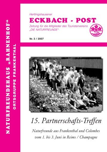 Einzelseiten.qxd (Page 1) - bei den NaturFreunden in Frankenthal