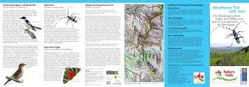 Neuffener Tal - Natura Trails