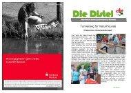 Die Distel - November und Dezember 2011 - Naturfreunde Nienburg