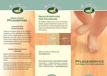 NATURHAUS-Pflegeservice PDF
