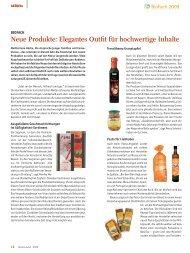 Neue Produkte - Schrot und Korn naturkost.de