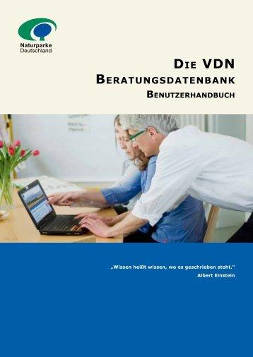 Benutzerhandbuch - VDN