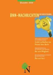bnn-nachrichtennaturkosthandel - Bundesverband Naturkost ...