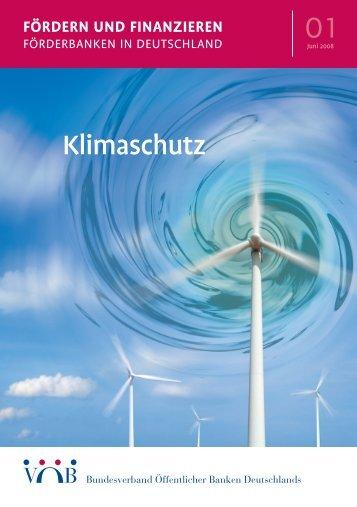 """""""Klimaschutz"""" (PDF) - bei der NBank"""