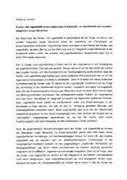 Wolfgang Schröer Kinder- und Jugendhilfe in der ... - bei der NBank