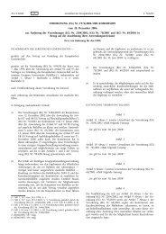 VERORDNUNG (EG) Nr. 1976/2006 DER KOMMISSION ... - EUR-Lex