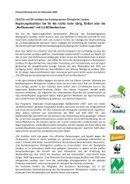 """""""BioÖkonomie"""" mit 2,4 Milliarden Euro  - BNN  Herstellung und ..."""