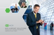 NCR AIRPORT SOLUTIONS