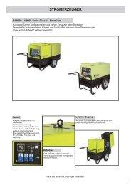Stromerzeuger P12000_Diesel.qxd - Nelke GmbH