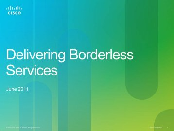 roadshow_pm_csco_delivering_borderless_services - NetScout