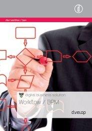 Workflow / BPM - d.velop AG