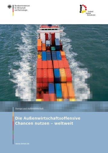 Außenwirtschaftsoffensive gestartet - IHK Neubrandenburg