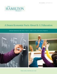 A Dozen Economic Facts About K-12 Education