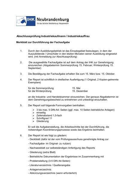 Ihk Neubrandenburg Formularservice 11