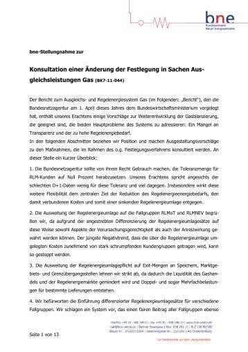 Dokument zum download - Bundesverband Neuer Energieanbieter