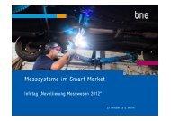 Messsysteme im Smart Market - Bundesverband Neuer ...