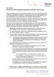 Die bne-Position zum Download - Bundesverband Neuer ...