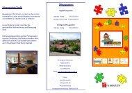 Kindergarten Biberburg - Stadt Neuenstein