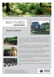 SD 1430_FR - neuson ecotec gmbh.