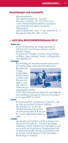 Download Visitor Programme 2013 as PDF - Nationalpark ... - Seite 3