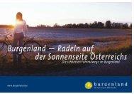 Burgenland — Radeln auf der Sonnenseite ... - Neusiedler See