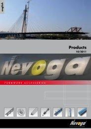1. Plastic spacers - Nevoga