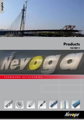 1. Plastic spacers - Nevoga