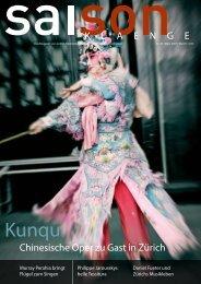 Kunqu - Jecklin & Co. AG
