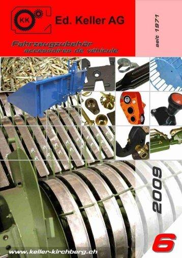 ENGRENAGES BERMA - Ed. Keller AG, Kirchberg