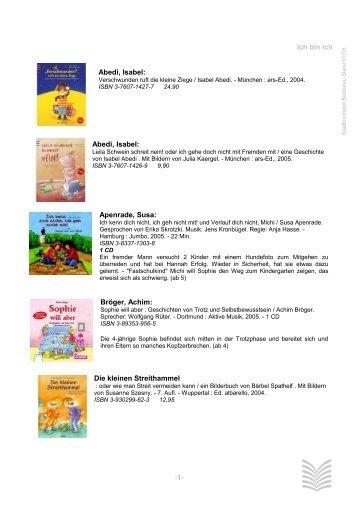 Handbuch in der Stilart Klassisch