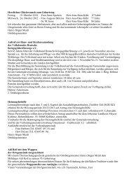 Informationen - Niederfell