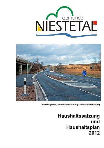 PDF (1,8 MB) - Gemeinde Niestetal