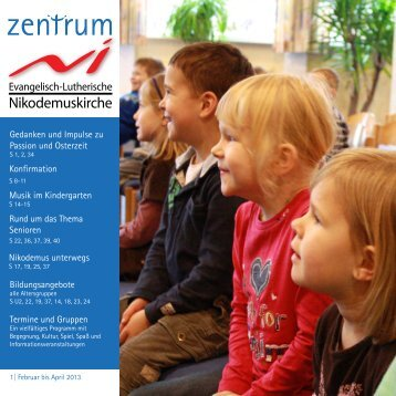 Nikodemus Zentrum 01 2013 online - Nikodemuskirche Nürnberg