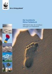 Der touristische Klima-Fußabdruck - Institut für Tourismus
