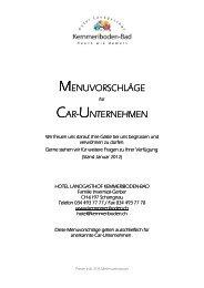 Chlini Charte - Kemmeriboden-Bad