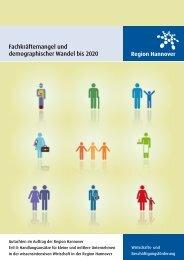 Studie Fachkräftemangel und demographischer Wandel bis 2020