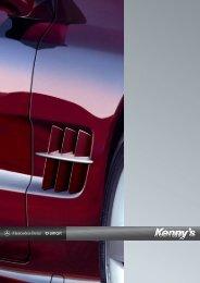 Download Firmenportrait (PDF) - Kenny's Auto-Center AG