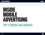Inside Mobile Advertising
