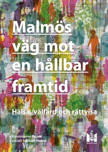 Malmös väg mot en hållbar framtid